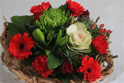 Bouquet rouge CHF 25.00