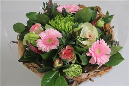 Bouquet rose CHF 25.00