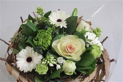 Bouquet blanc CHF 25.00