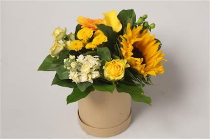 Bouquet jaune CHF 22.00