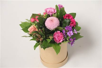 Bouquet rose CHF 22.00