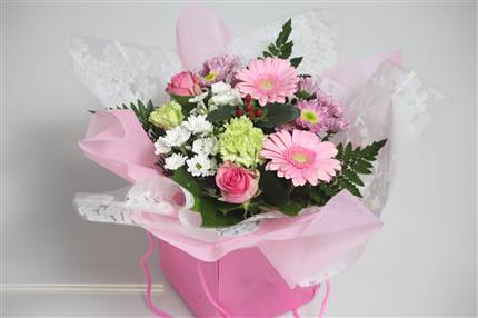 Bouquet rose CHF 22.-
